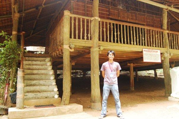 Rizal's home in Dapitan