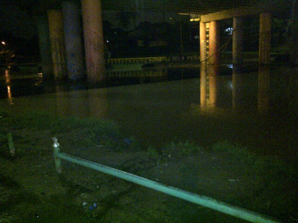 Marikina River gauge