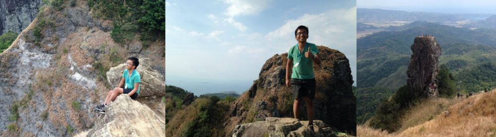 Conquring Pico de Loro. Written by Jervis Manahan for SubSelfie.com