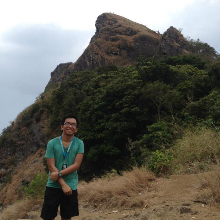 The Summit of Pico de Loro.