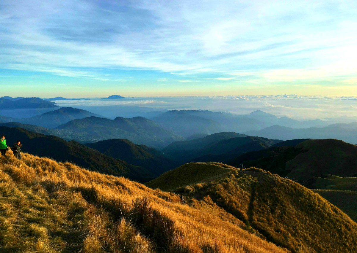 Mt. Pulag: A Guide for Hikers and Broken Hearts