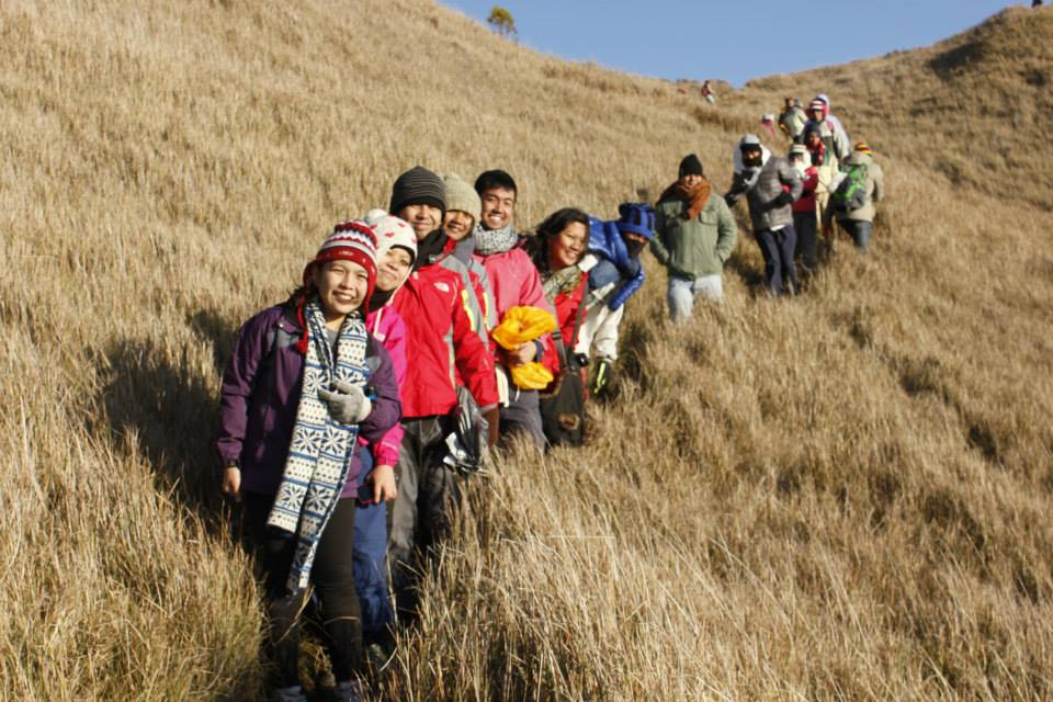 Slopes of Pulag