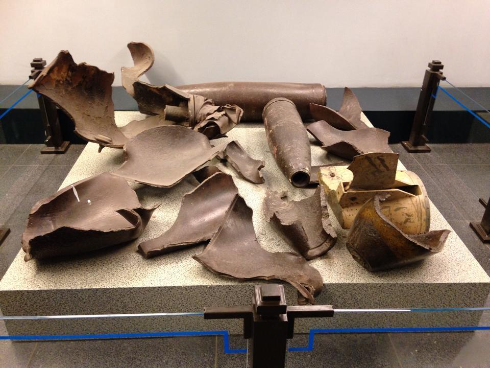 Shrapnels and shells