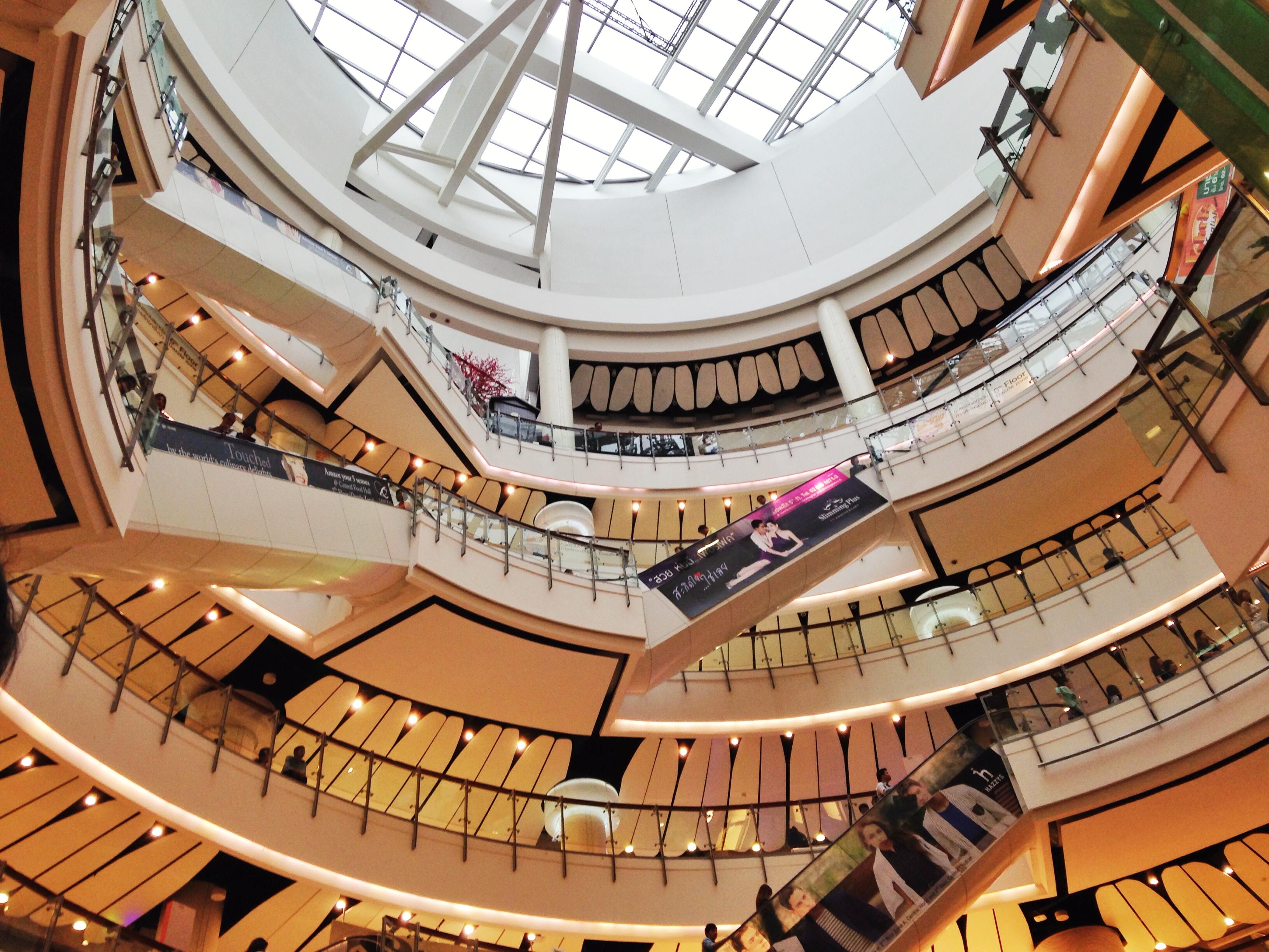 Mall in Bangkok