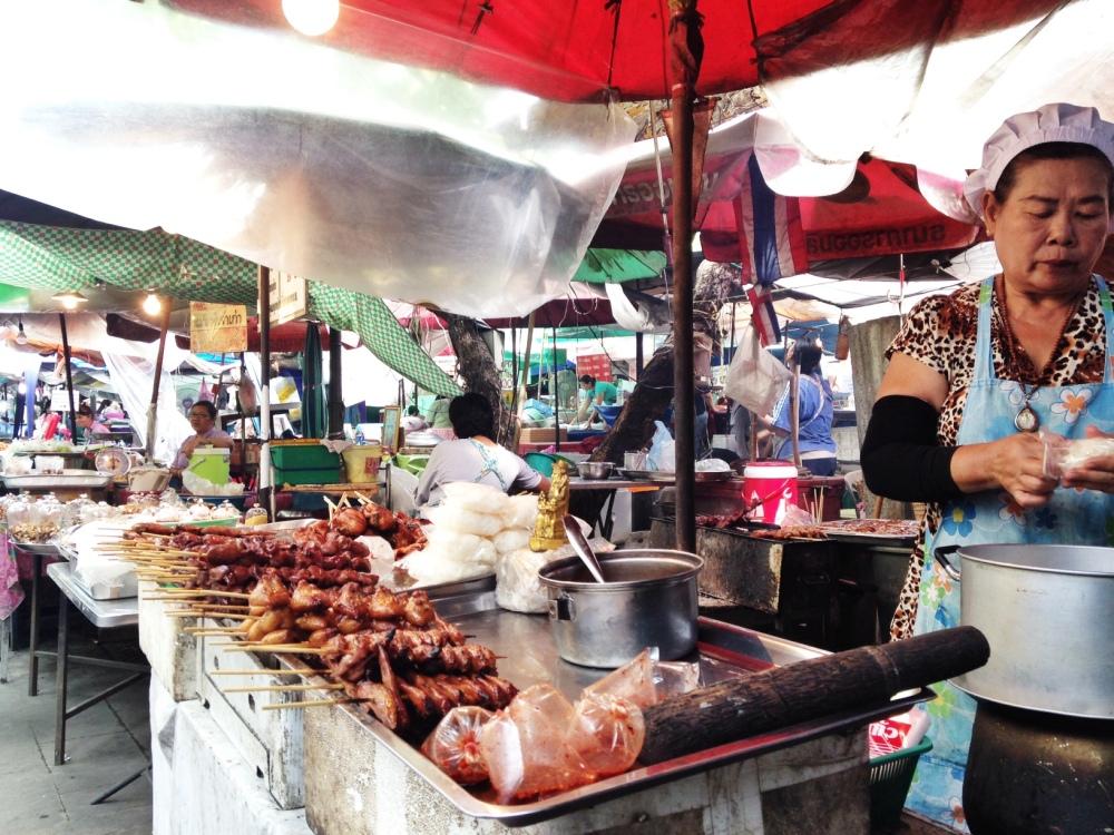 Thai Barbecue