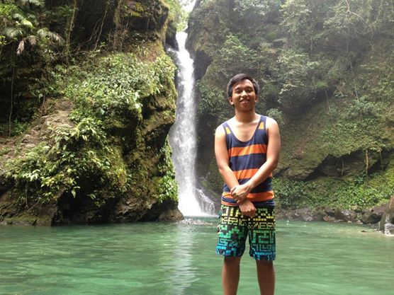 Mother Falls in Baler