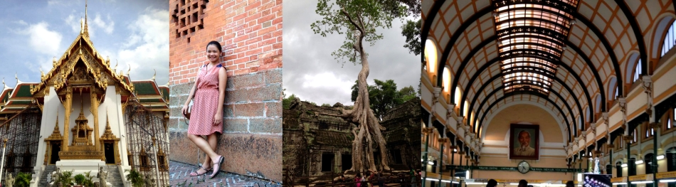 Travel Virgin: Lessons from Indochina. Written by Edma Remillano for SubSelfie.com