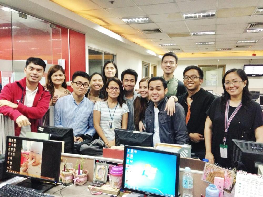 24 Oras writers
