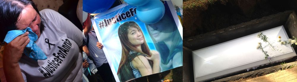 The Burial of Anria Espiritu: Justice and the Death Penalty