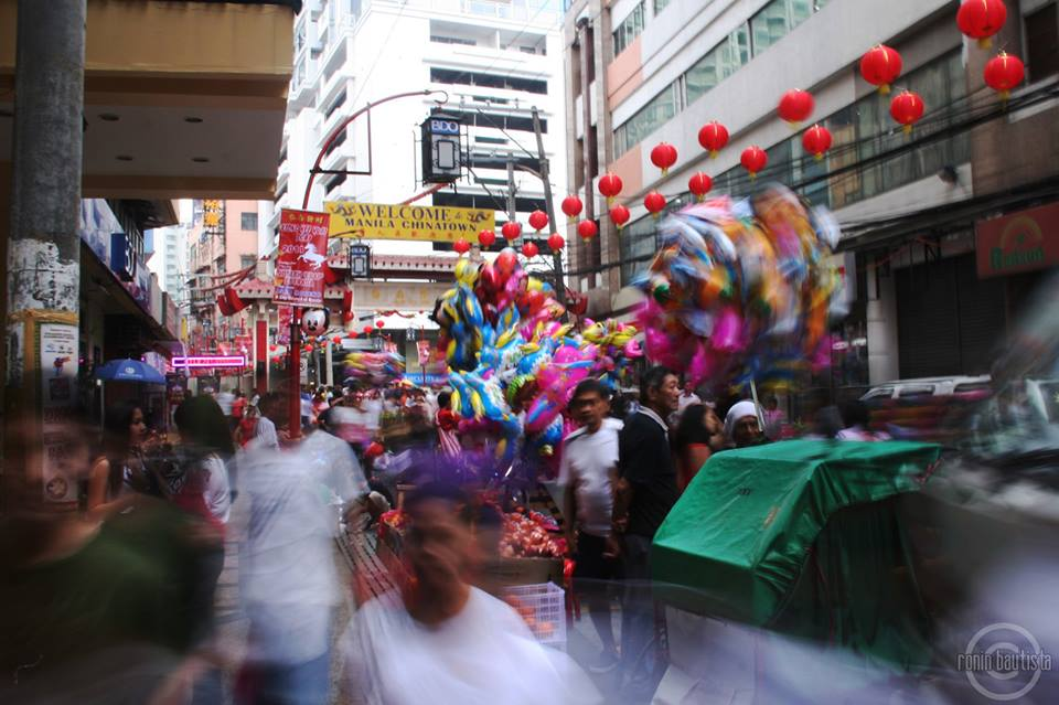 Chinese New Year in Binondo