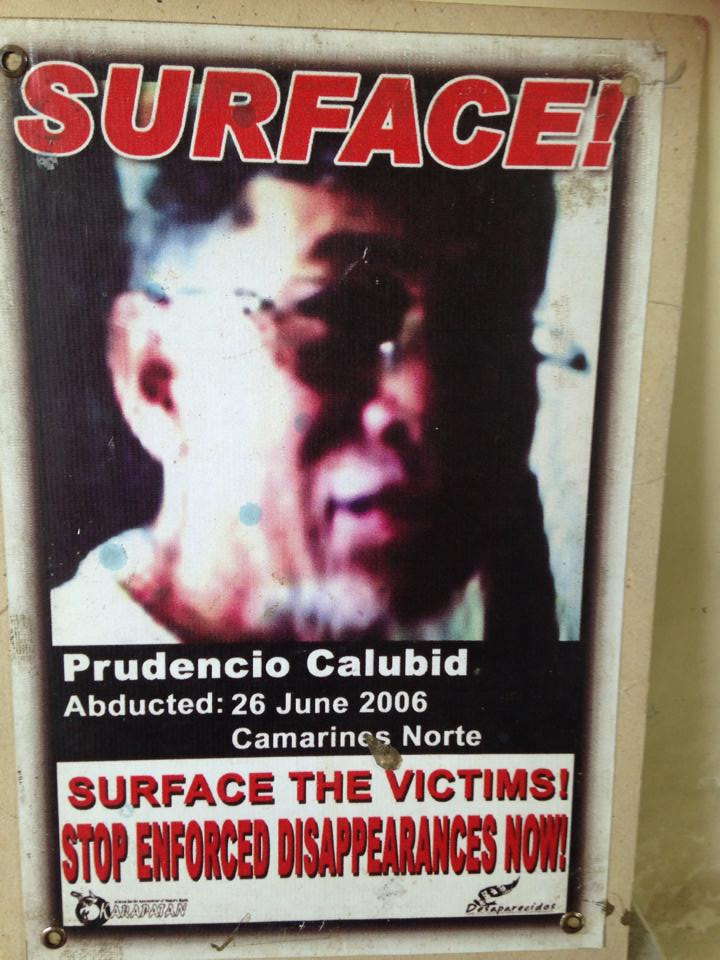 Prudencio Calubid