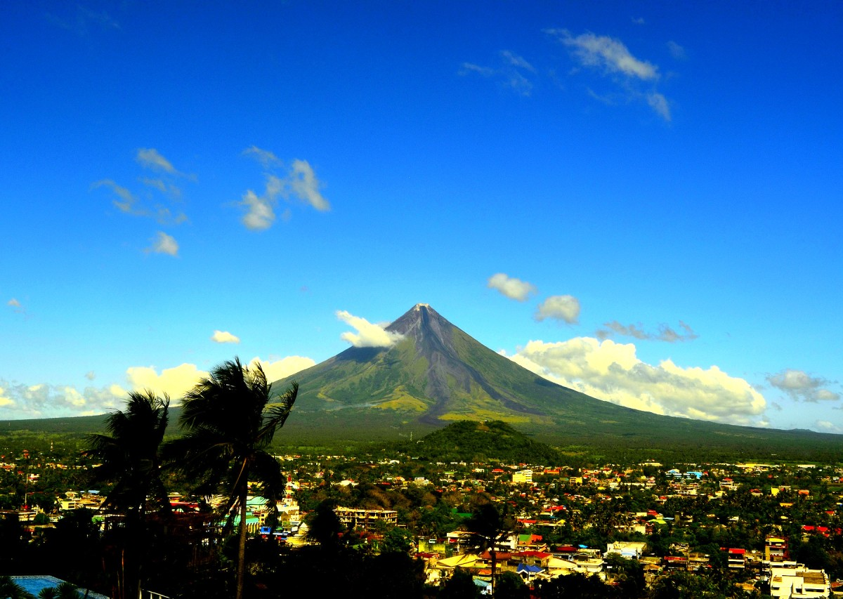 Inside the Danger Zone of Mayon Volcano