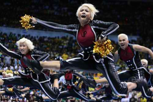 2011 UP Pep Squad