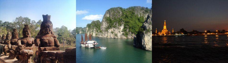 Indochina: Four Tales of Heartbreak. Written for SubSelfie.com