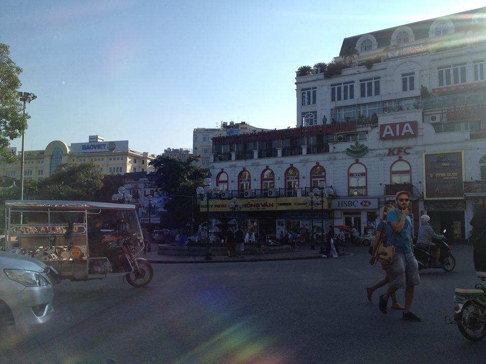 A stroll in Hoan Kiem