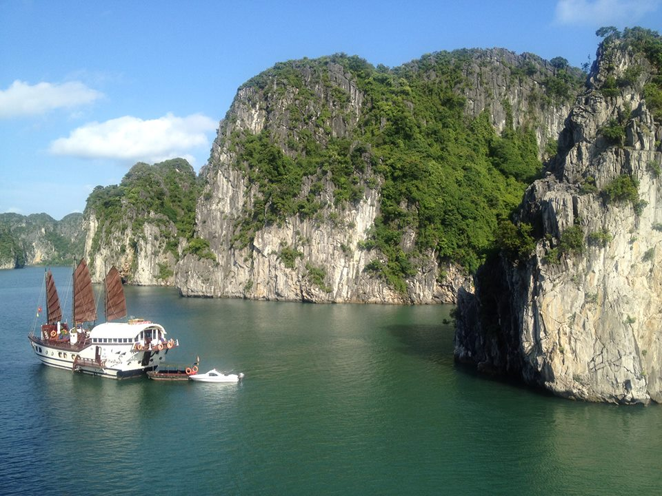 Paradise at Halong Bay