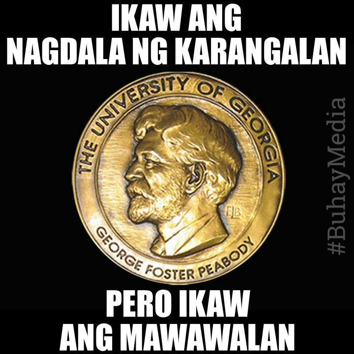 Buhay-Media-TV-Network-Talents-SubSelfie-Blog-George-Foster-Peabody-TAG-meme