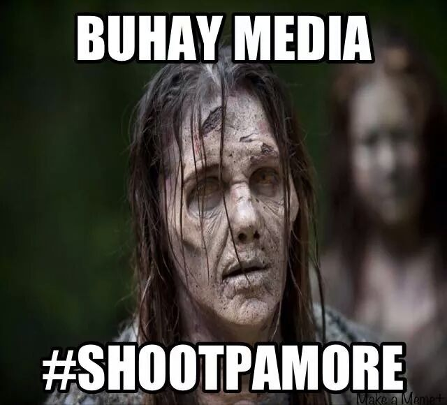 Buhay-Media-TV-Network-Talents-SubSelfie-Blog-Walking-Dead-shoot-pa-more