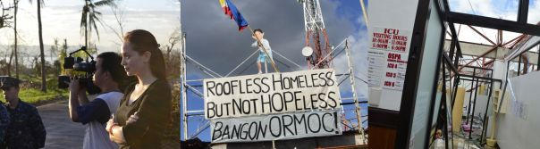 Ormoc and the Onslaught of Super Typhoon Yolanda. Written by Bam Alegre for SubSelfie.com