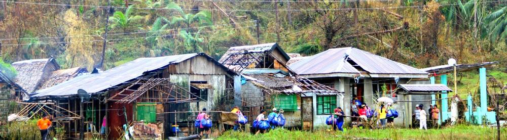 Eastern Samar: Matapos ang Unos. Isinulat ni Toni Tiemsin para sa SubSelfie.com.