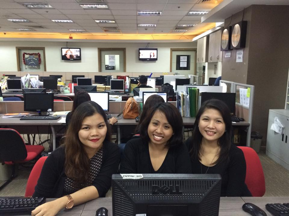Newsroom Marias