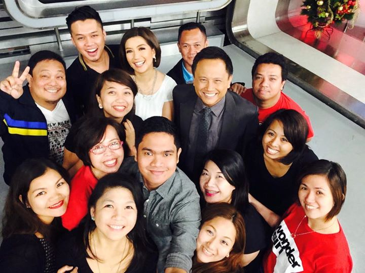 With Howie Severino, Kara David and the team behind News to Go