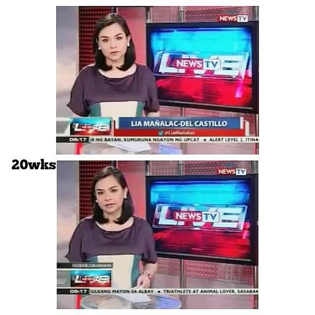 GMA News TV Live anchor duties