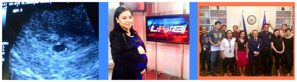 My (Almost) 10 Months Pregnancy by Lia Manalac del Castillo. Written for SubSelfie.com