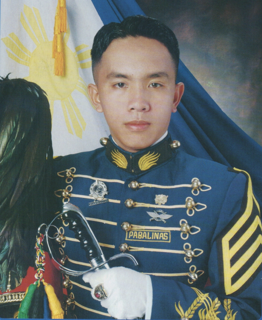 P S/Insp. Ryan Pabalinas. Batch 2006