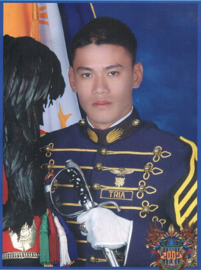 P S/Insp. Max Jim Tria. Batch 2009