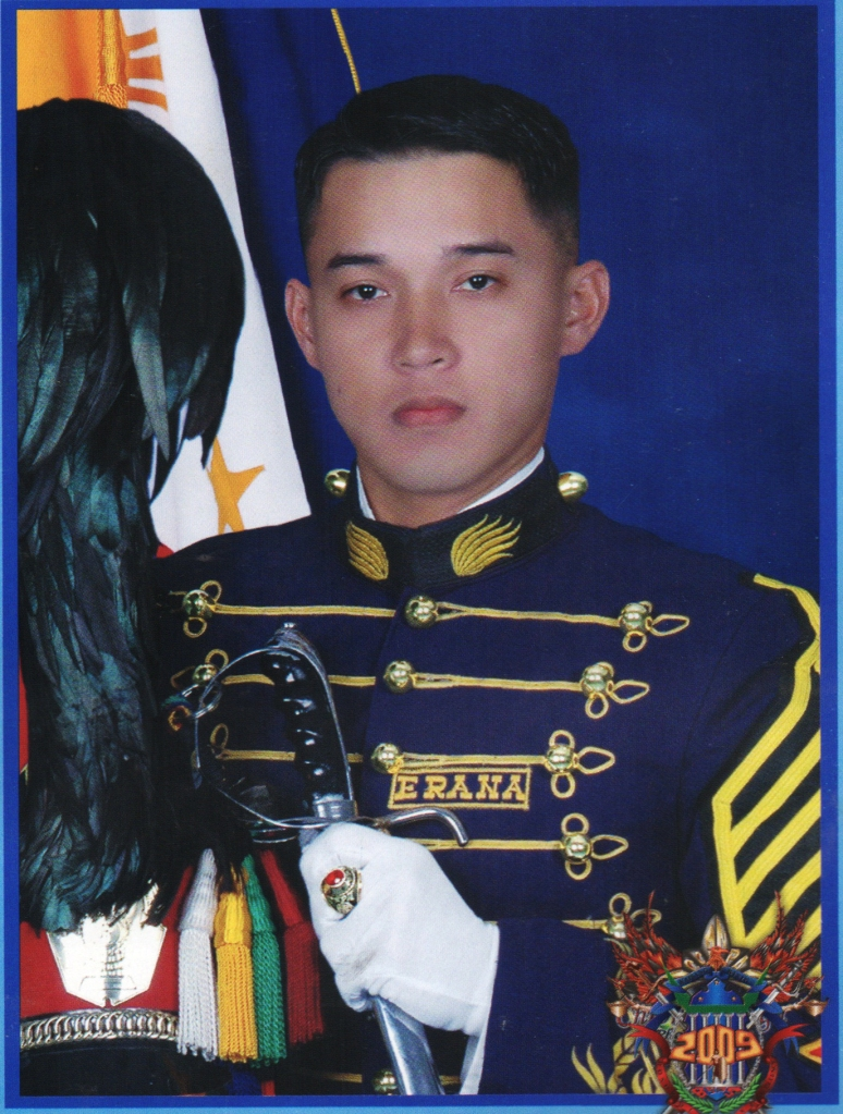 P S/Insp. John Garry Erana. Batch 2009