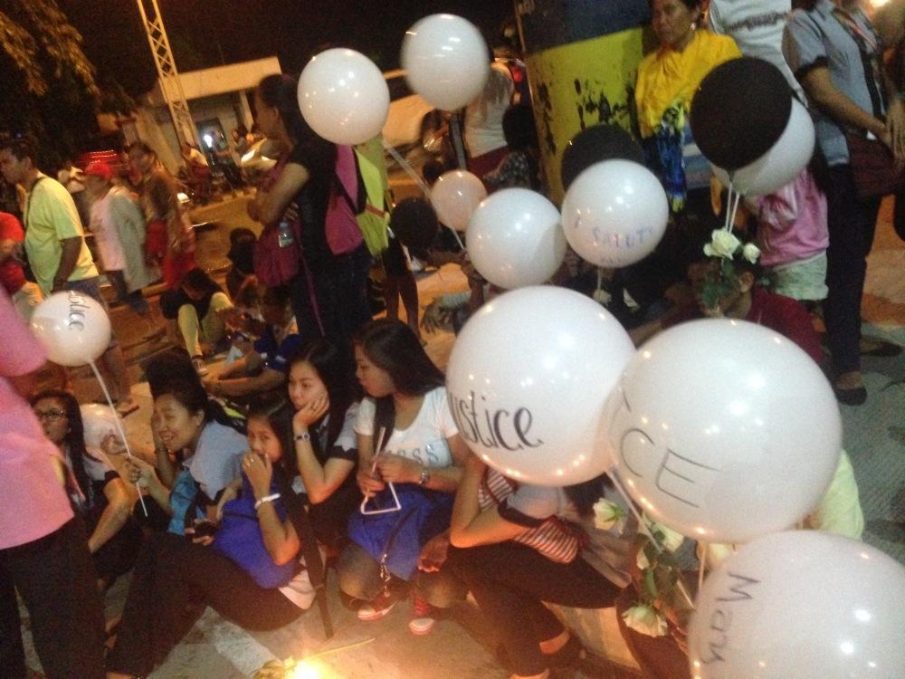 PNP-SAF-Mamasapano-Maguindanao-Massacre-Oplan-Wolverine-Marsan-SubSelfie-Blog-white-ballons-Camp-Bagong-Diwa