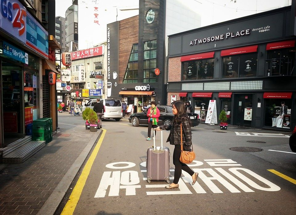 So long, Seoul.