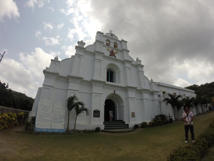 San Carlos Borromeo Chruch