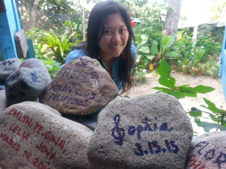 Stone souvenirs