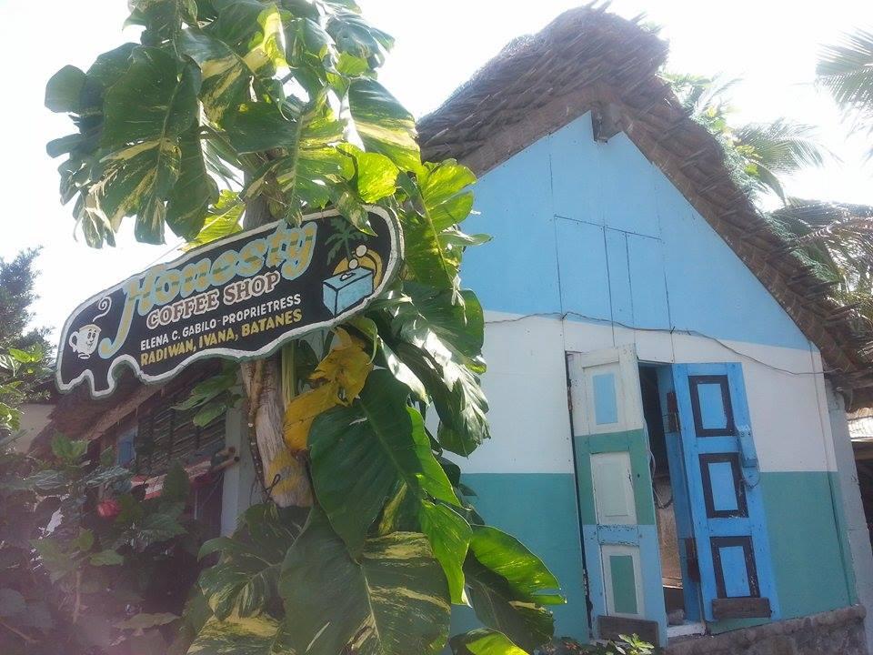 Honest Coffee Shop at the Sabtang Port