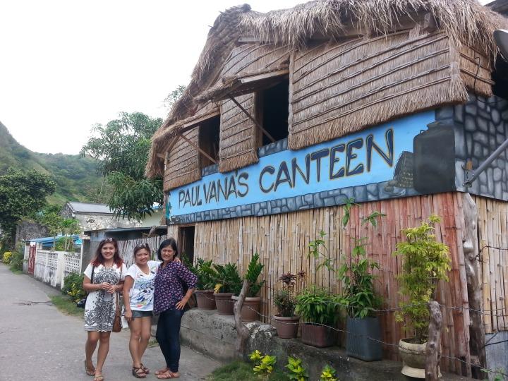 Dining at Ivatan Canteen