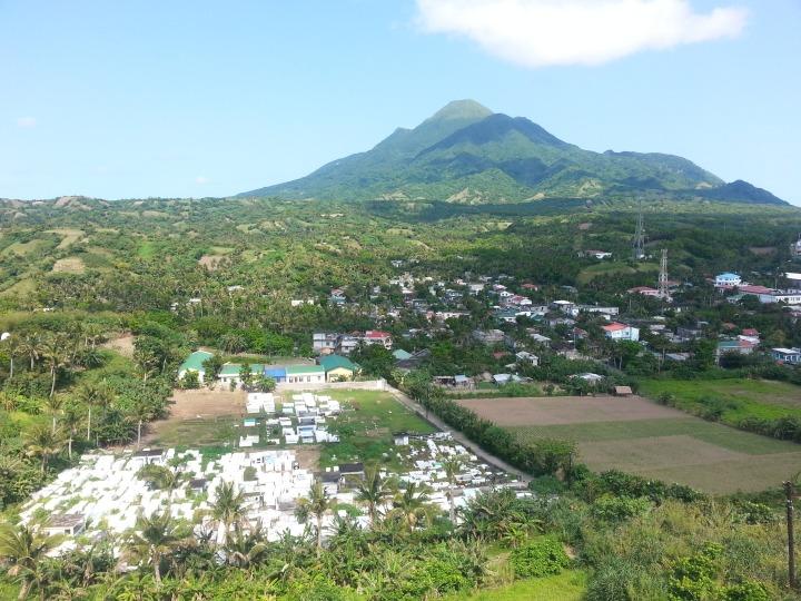 Mount Iraya in Basco, Batanes