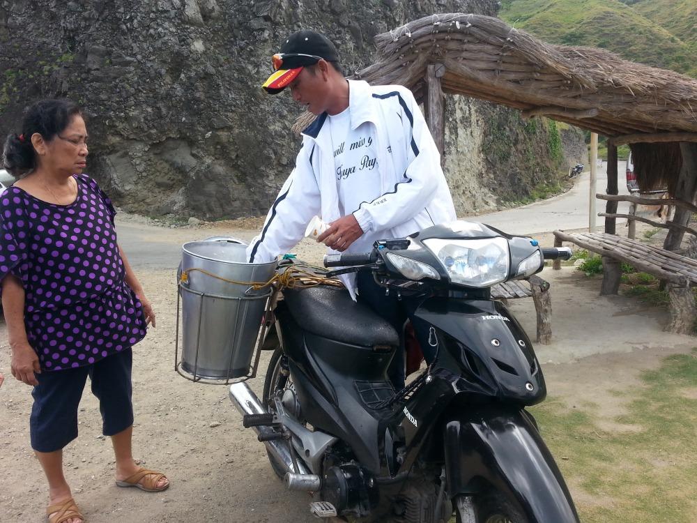 Motorcycle taho