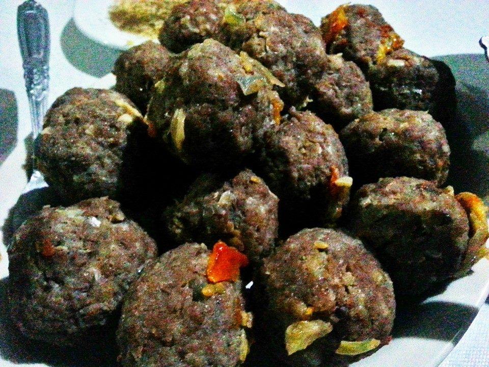 Uvod (Ivatan Meatballs)