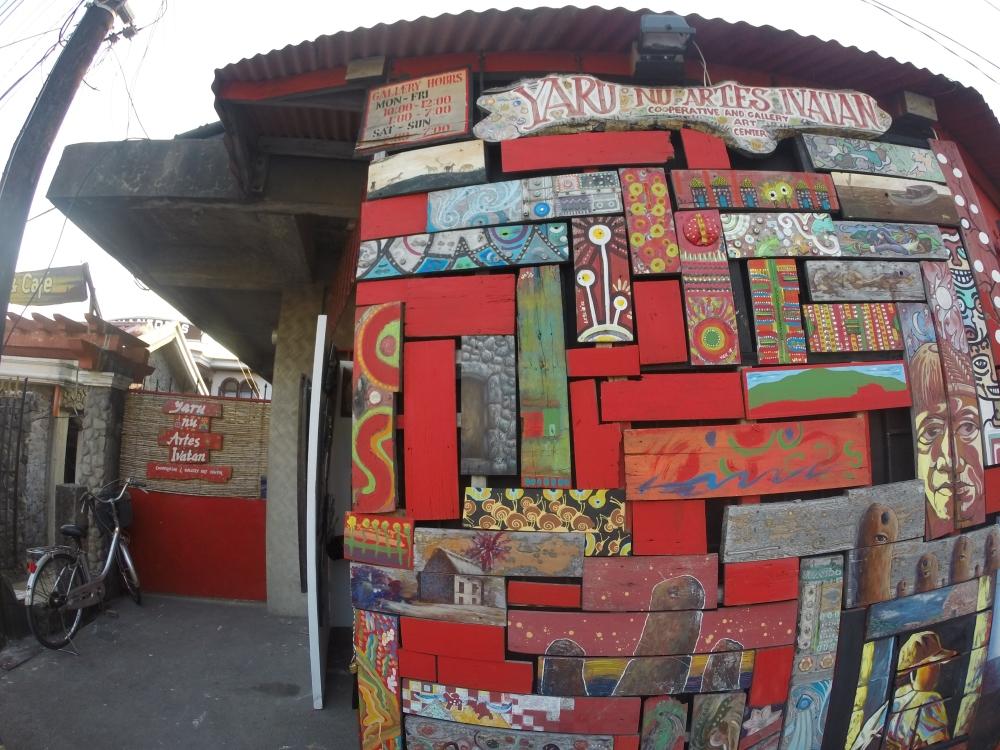 Yaru Art Gallery facade