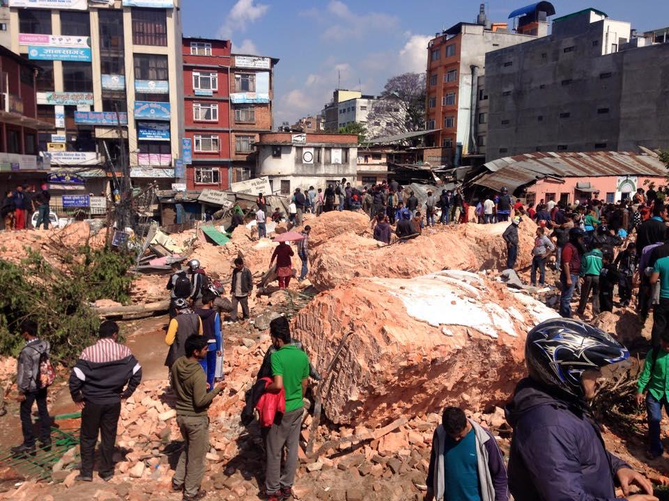 Kathmandu Durbar Square. Courtesy: Ujjwal Prajapati