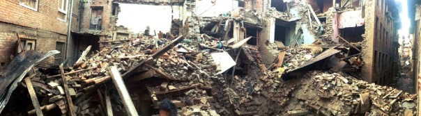 The 7.8 Magnitude Earthquake in Nepal: A Survivor's Tale by Bhuwan KC. Written for SubSelfie.com