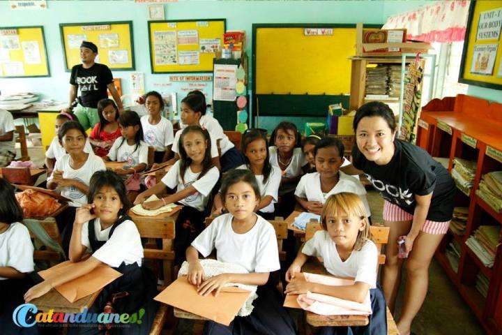 BookSail in Palumbanes Island, Catanduanes.