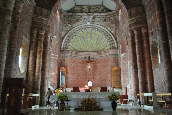The Isabela Church
