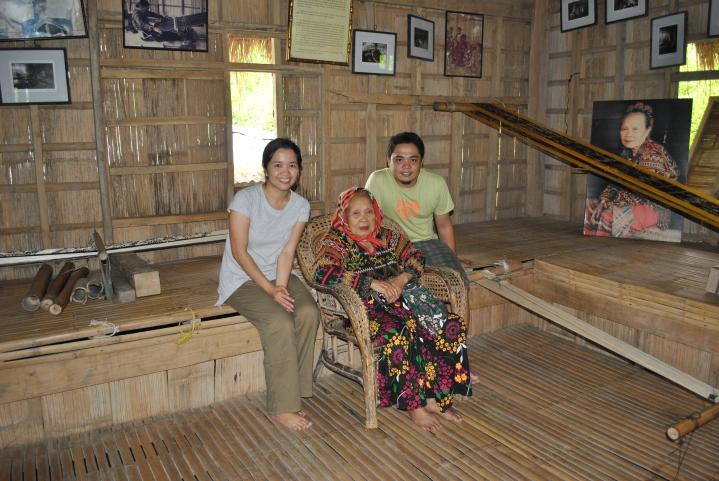 Lang Dulay of Lake Sebu.