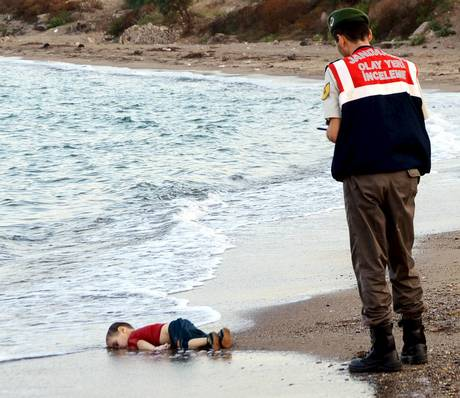 Photo of Syrian refugee Aylan Kurdi's dead body washed up on the shore sparked a worldwide clamor for better accommodation of the world's refugees.