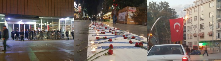 My First Day in Turkey: The Ankara Bomb Blasts. Written by Hon Sophia Balod for SubSelfie.com