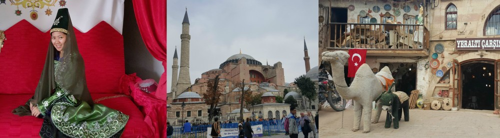 The Treasures of Turkey: A Tour of Three Cities. Written by Hon Sophia Balod for SubSelfie.com.