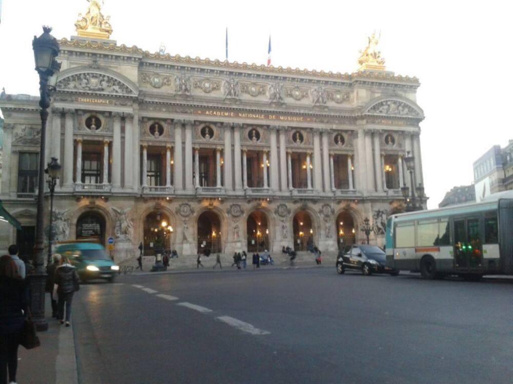 Academie Nationale de Musique.